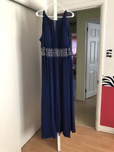 Plus Size Event/Prom Dress