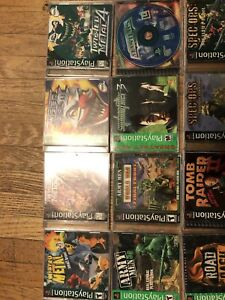 Playstation 1 Games for Sale or Trade