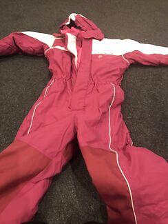 Ski suit-kids size 6-height 116cm