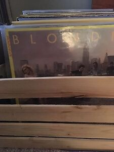 Collection of vinyl, LPs, albums, records