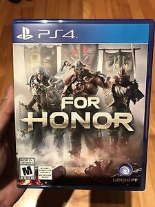 For Honor 4 PS4