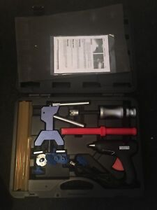 Paintless Dent Puller Kit