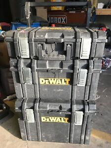 Dewalt tough system tool box