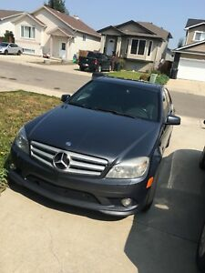 2010 Mercedes C350 4Matic AWD