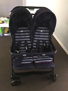 Joie aire twin pram Caboolture South Caboolture Area Preview