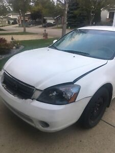 No mechanical issues Nissan Altima 2.5L 2005