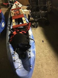 Double Kayak, 2 yrs old Double Bay Eastern Suburbs Preview