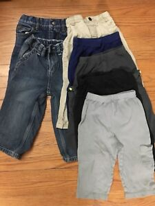 18 month boy clothing lot
