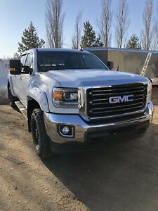 2017 GMC 3500 SLE