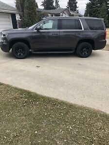 2015 CHEV TAHOE 4x4 EX POLICE VEHICLE IN EXCELLENT CONDITION!!!