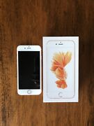 iPhone 6s Rose Gold 16GB  Great Condition!! Currumbin Gold Coast South Preview