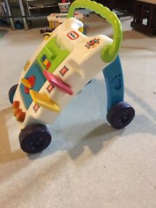 Fisher price Learn to walk