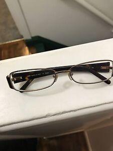 Fendi glasses glass frame