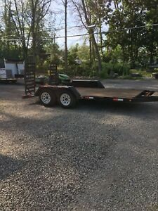 SOLD  Equipment trailer SOLD