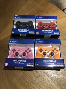 BRAND NEW SONY PS3 CONTROLLERS FOR SALE