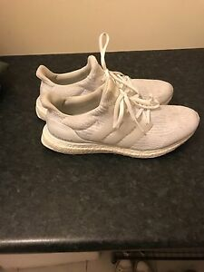 Adidas Ultra Boost 3.0 Triple White Size 11.5 US Mill Park Whittlesea Area Preview