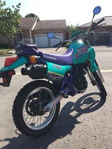 Kawasaki KLR 250 Dual Sport