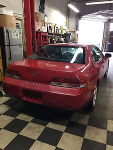 Honda prelude tail lights