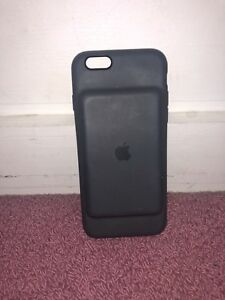 IPHONE 6 BLACK SMART BATTERY CASE