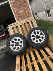 6 bolt Chevy/ford Fast rims