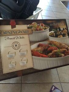 Corningware 8 peices