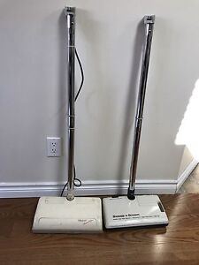 Free Central Vac wands and power nozzles