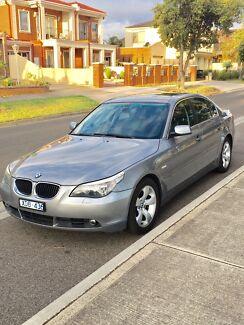 2005 BMW 525i E60