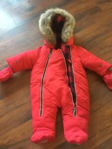 Baby snowsuits and jolly jumper