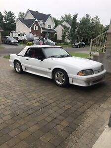 Mustang cobra  1988 supercharged