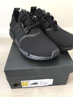 "Adidas NMD r1 PK ""Japan black"" US10.5"