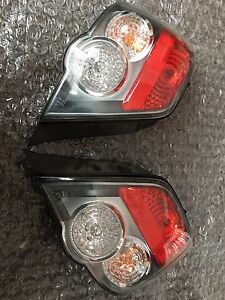 Subaru Impreza WRX GGA VERSION 9 wagon taillights