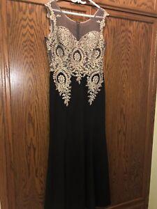 Prom dress black (NO LOW BALLERS!)