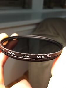 Hoya 72mm Filter Kit