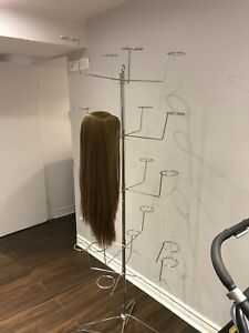 Hat/wig stand