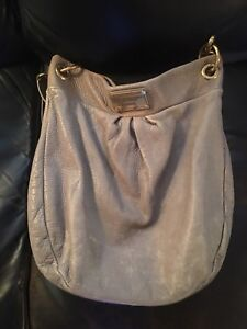 Marc by Marc Jacobs large hobo leather bag