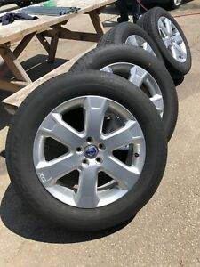 Volvo rims and tires