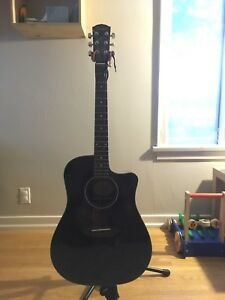 Fender acoustic guitar***pending pick up***