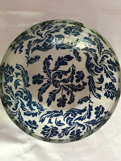 Villeroy Boch glass bowl