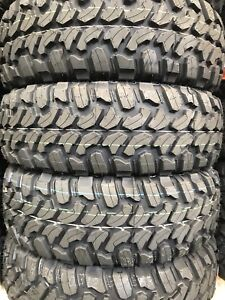 Brand new 285/75R16 (33's) MUD TYRES CHEAP
