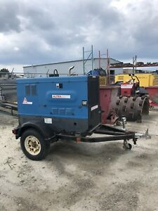 2008 Miller Big 40 Cat Diesel welder