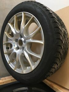 Nokian winter tires 215/50R17 excellent condition