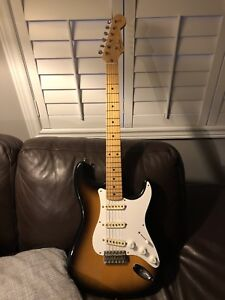 Fender Stratocaster MIJ Japan maple neck