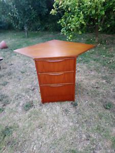 Vintage Retro Corner Bedside table/TV cabinet/ drawers Mornington Mornington Peninsula Preview