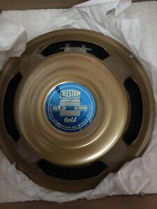 """Celestion Gold, 12"""" 8ohm speaker"""