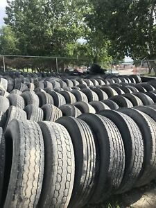 Casings / Used truck tires