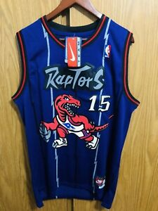 Purple Toronto Raptors Vince Carter Jersey - Brand New