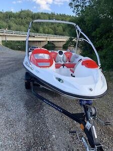 2007 SEADOO SPEEDSTER SUPER CHARGED 52+MPH