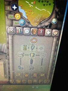 Osrs Runescape Maxed Pure! Original Owner