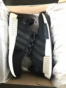 Brand New Adidas NMD Black and Burgundy 11.5US Busby Liverpool Area Preview