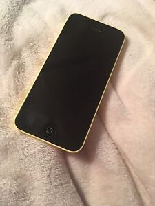 iPhone 5c yellow 8gbs